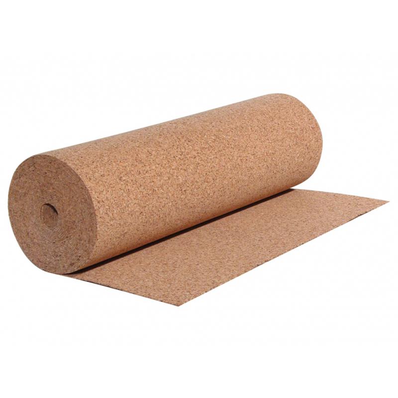 Рулонное пробковое покрытие для стен